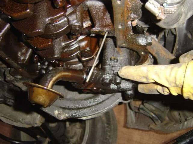 Как проверить масляный насос двигателя автомобиля