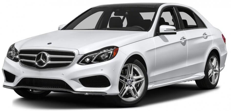 Автомобиль Mercedes-Benz E-Class