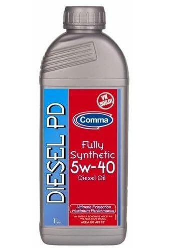 Comma Diesel PD 5W-40 1 л