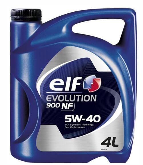 ELF Evolution 900 NF 5W-40 4 л, как отличить подделку