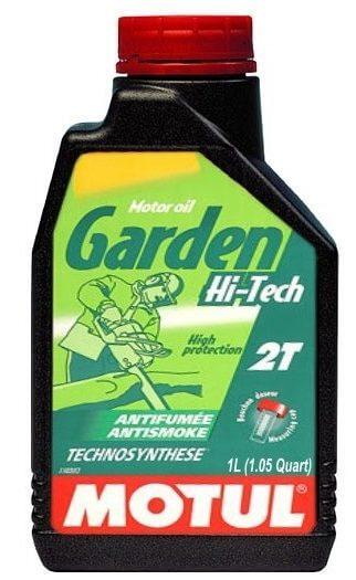MOTUL Garden 2T для агротехники 1 л