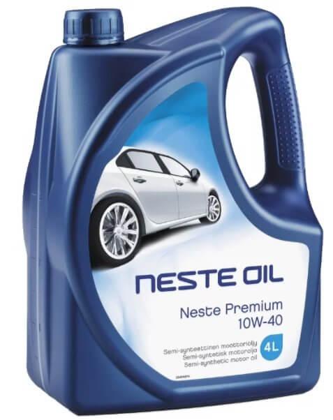 Neste Premium 10W-40 4 л