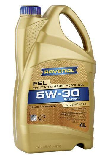 RAVENOL FEL SAE 5W-30 4 л