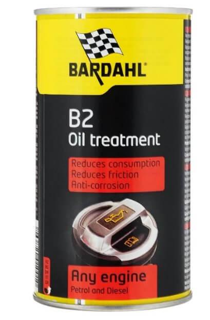 Присадка Bardahl B2, 0,3 л