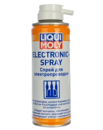 Смазка LIQUI MOLY Electronic-Spray 0,2 л