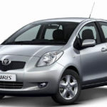 Автомобиль Toyota Yaris