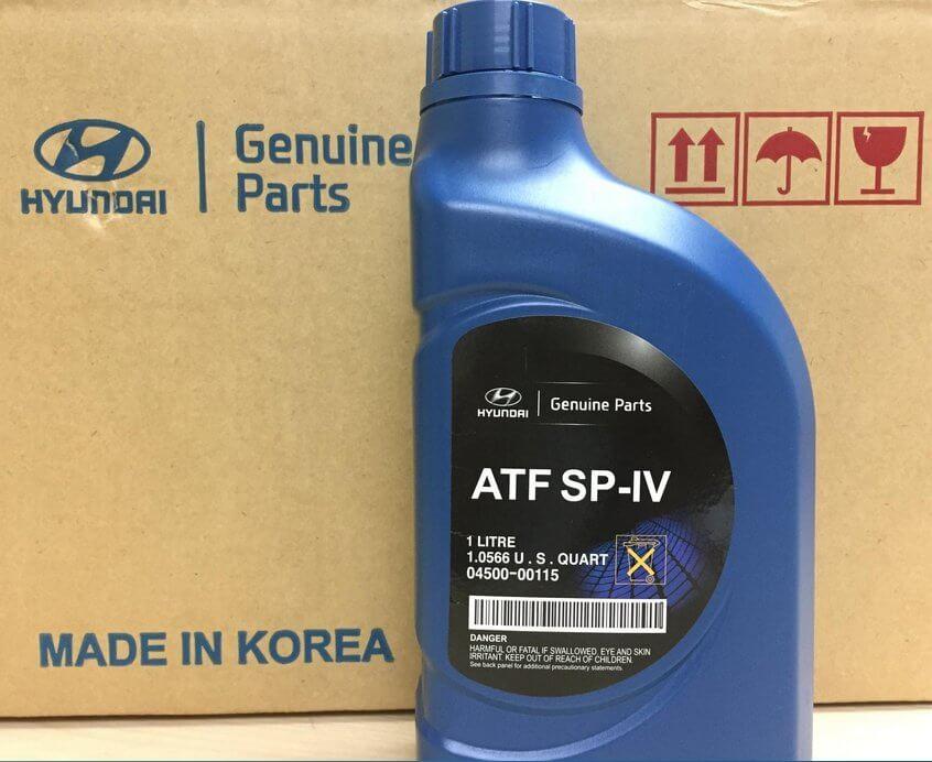 HYUNDAI ATF SP-IV 1 л