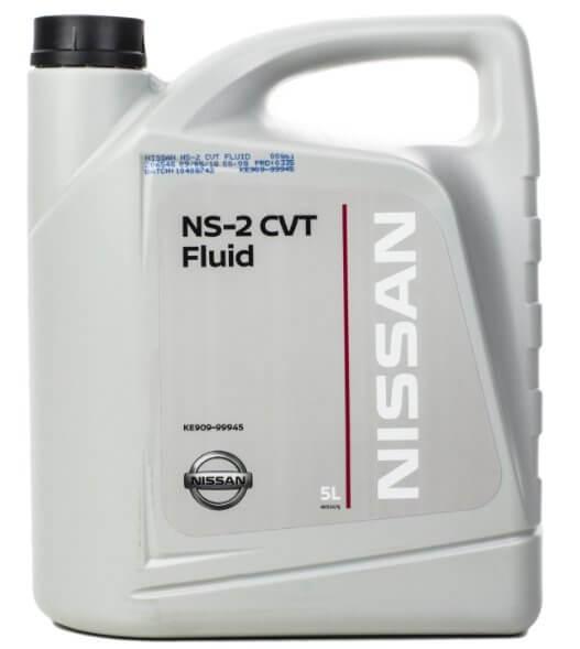 NISSAN CVT Fluid NS-2 5 л