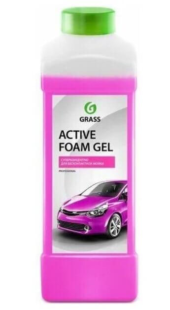 пена Active Foam GEL GRASS, 1 кг