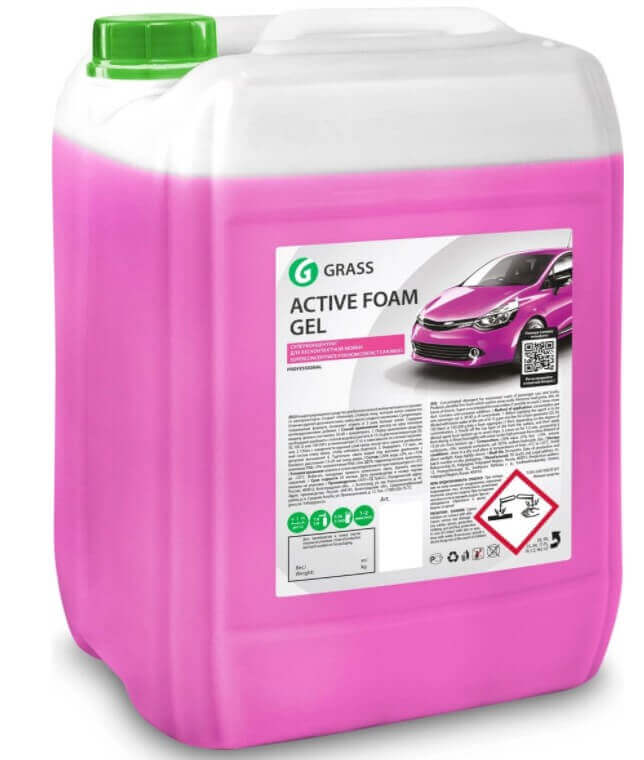пена Grass Active Foam Gel, 24 кг