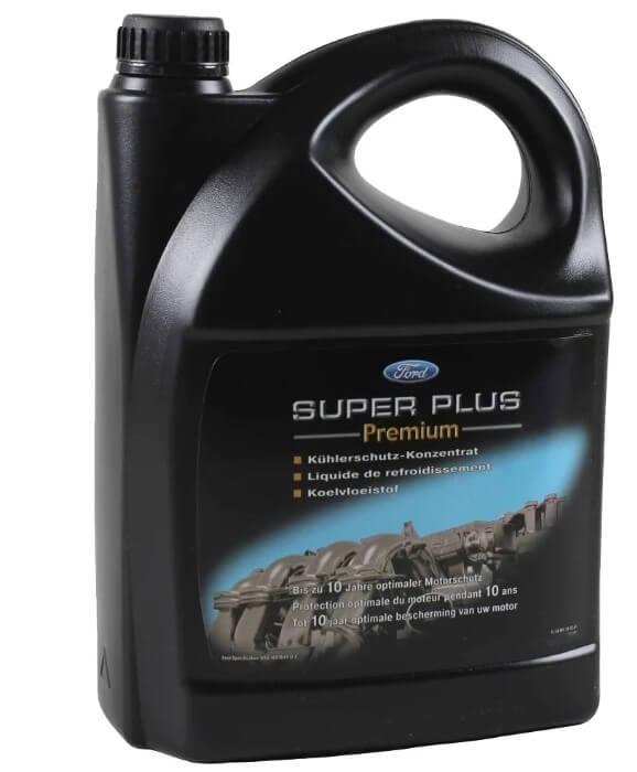 Антифриз красный FORD Super Plus Premium M97B44D, 5 л