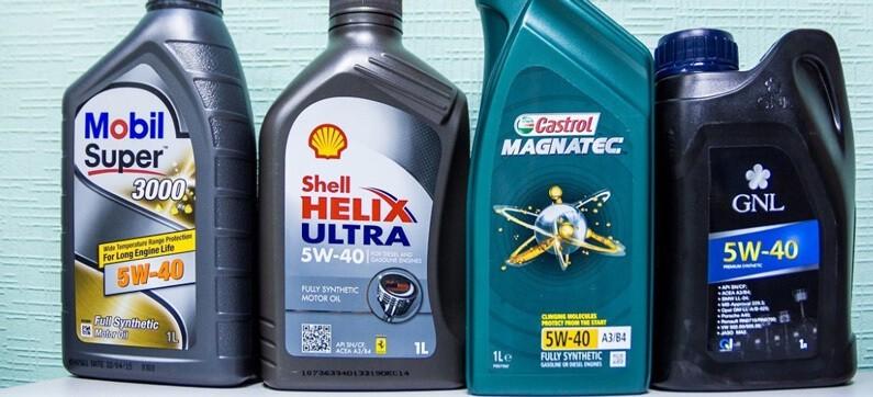 Полезная информация о моторных маслах