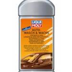 Автошампунь с воском LIQUI MOLY Auto-Wasch & Wachs 1542