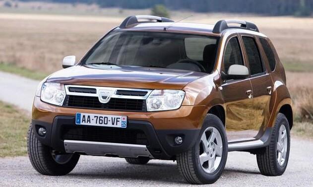 Автомобиль Dacia Duster