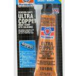 Формирователь прокладок с медью PERMATEX 101BR Ultra Copper RTV, 0,085 кг