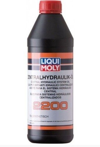 LIQUI MOLY Zentralhydraulik-Oil 2200 полусинтетическая 1 л