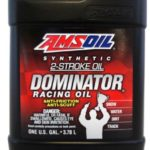 AMSOIL Dominator Synthetic 2-Stroke Racing Oil 3,78 л