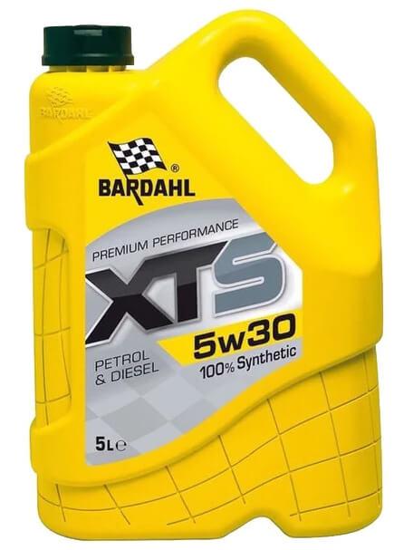 Bardahl XTS 5W-30 5 л