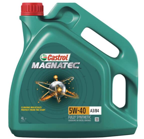 Castrol Magnatec 5W-40 4 л