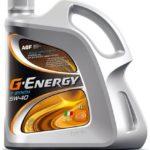 G-Energy F Synth 5W-40 4 л