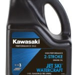 KAWASAKI Jet Ski Watercraft 2-Stroke Engine Oil 3,785 л
