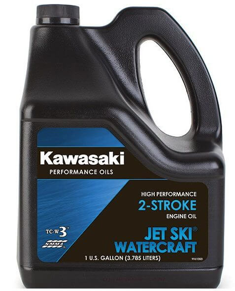 KAWASAKI Jet Ski Watercraft 2-Stroke Engine Oil 3,785 л