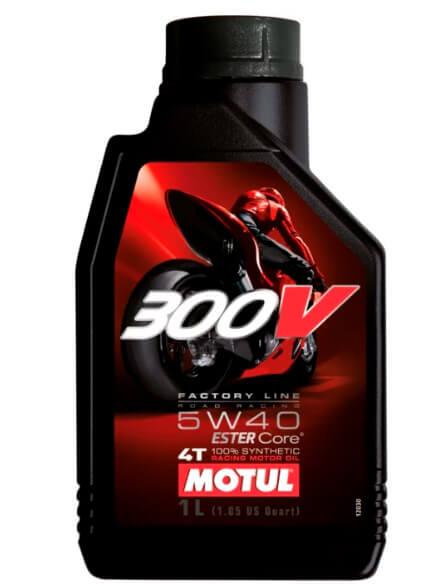 Motul 300V Factory Line Road Racing 5W40 1 л