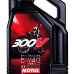 Motul 300V Factory Line Road Racing 5W40 4 л