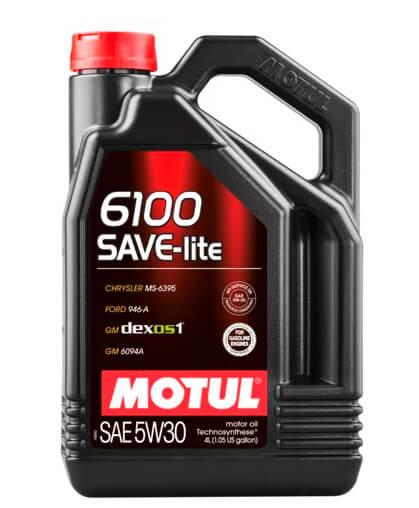 Motul 6100 SAVE-lite 5W30