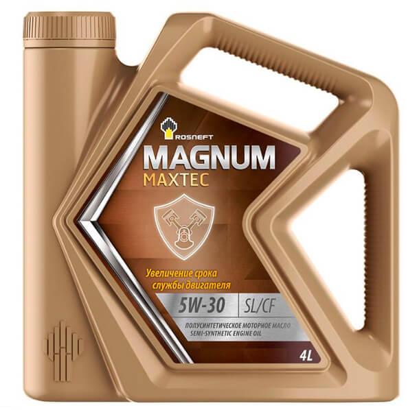 Роснефть Magnum Maxtec 5W-30 4 л