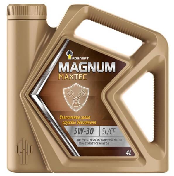 ROSNEFT Magnum Maxtec 5W-30 4 л