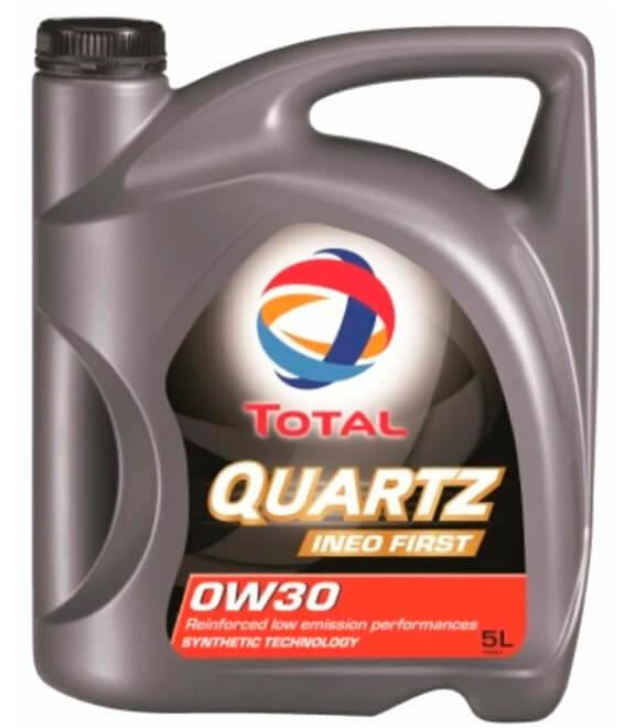 TOTAL Quartz INEO First 0W30 5 л