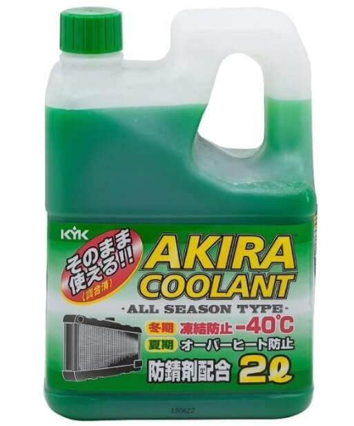 AKIRA LLC Зеленый -40 2 л