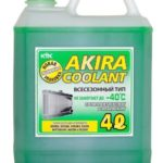 AKIRA LLC Зеленый -40 4 л