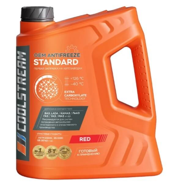 Coolstream Standard Red 5 кг