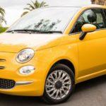 Автомобиль Fiat 500