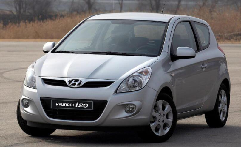 Автомобиль Hyundai i20