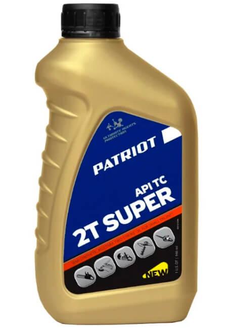 PATRIOT Super Active 2T 0,946 л