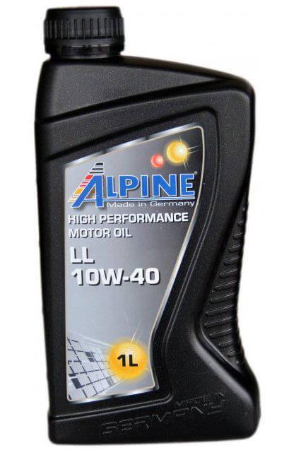 ALPINE LL 10W-40 1 л