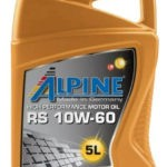 ALPINE RS 10W-60 5 л