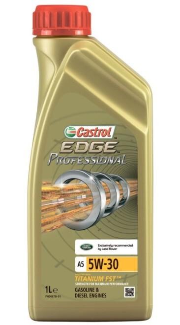 CASTROL Edge Professional A5 5W-30 Jaguar 1 л