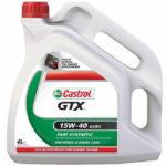 Castrol GTX 15W-40 4 л
