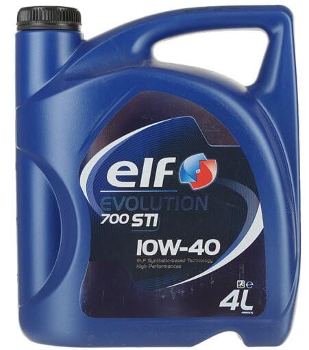 ELF Evolution 700 STI 10W40 SN 4 л