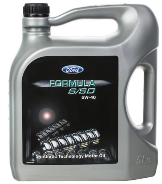 FORD Formula S/SD 5W-40 5 л