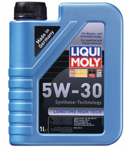 LIQUI MOLY Longtime High Tech 5W-30 1 л