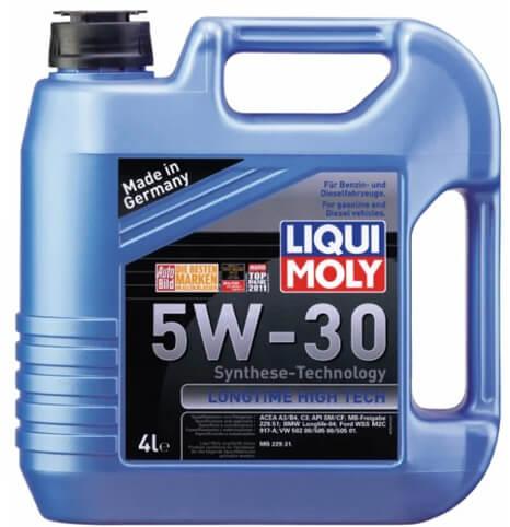 LIQUI MOLY Longtime High Tech 5W-30 4 л