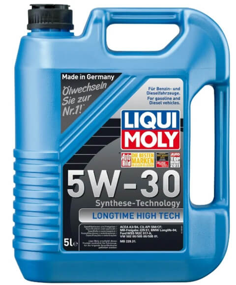 LIQUI MOLY Longtime High Tech 5W-30 5 л
