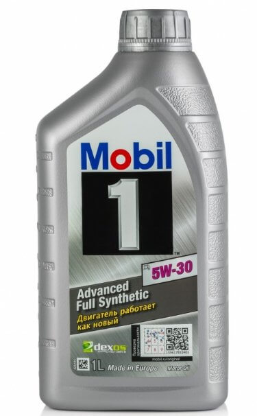 MOBIL 1 X1 5W-30 1 л
