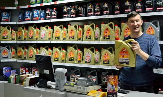 Моторное масло по рекомендации завода-изготовителя