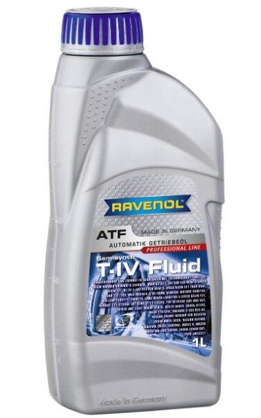 RAVENOL ATF T-IV Fluid 1 л